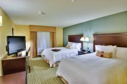 Hampton Inn & Suites Mt. Vernon/Belvoir-Alexandria South