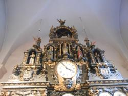 Astronomical Clock of Besancon Cathedral