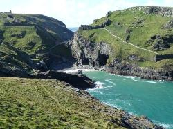 Tintagel King Arthur Walk - South West Coast Path