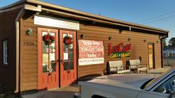 Log Cabin Mesquite Grill