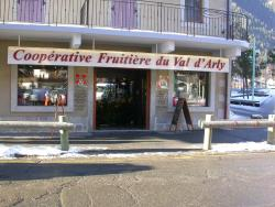 Cooperative fruitiere du Val d'Arly