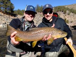 Matt Heron Fly Fishing - Private Tours