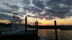Marlin quay Marina and grill; garden city, sc