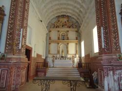 Our Lady of Monte Chapel
