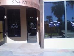 The Spa at the Andreas