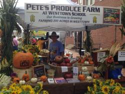 Pete's Produce Farm at Westtown School