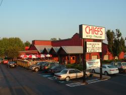 Chiefs Wings & Firewater