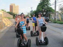 Austin Segway Tours by Gliding Revolution