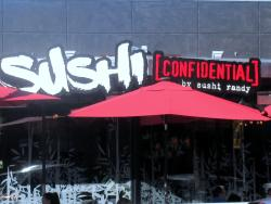 Sushi Confidential