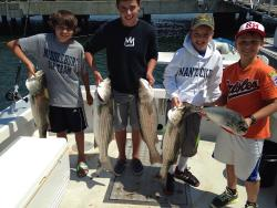 Chas'n Tails Charter Fishing