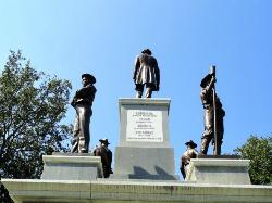 Confederate Soldier Monument
