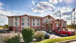 BEST WESTERN Penn-Ohio Inn & Suites Hubbard