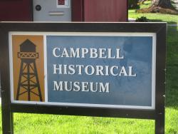 Campbell Historical Museum