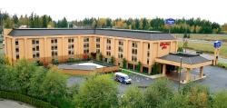 Hampton Inn Bellingham Airport