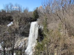 Borer's Falls Conservation Area