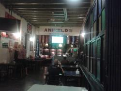 Anfield Cafe