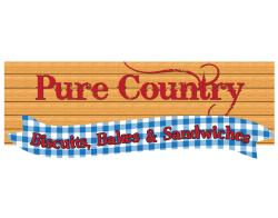 Pure Country - Biscuits, Bakes & Sandwiches