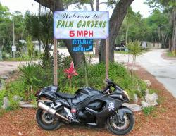 Palm Gardens Cottages and RV Park