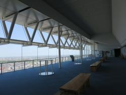 Ibaraki Prefectural Observation Deck Lobby