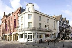 Premier Inn Bristol City Centre King Street