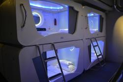 Time Capsule Hotel