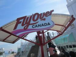Fly Over Canada