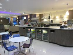 Aspire Lounge at Gatwick Airport North