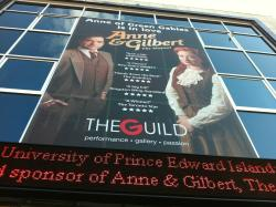 Anne and Gilbert