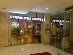 Starbucks Discovery Mall