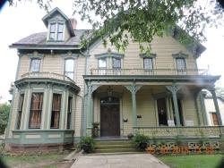 The Clayton House