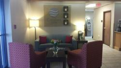 Comfort Inn Bellefontaine
