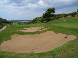 The Bay Course - Costa Navarino