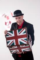 A Brit of Magic - Keith Fields