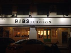 Ribs at the Burgeon