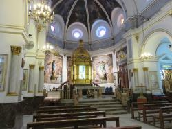Sanctuary of the Virgin of the Castle