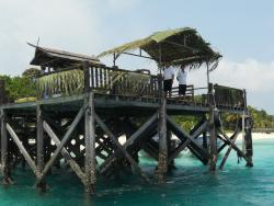 Pulau Mataking Reef Dive Resort