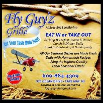Fly Guy'z Grille