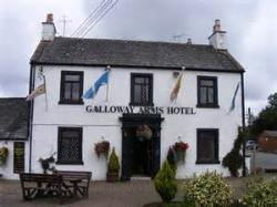 ‪The Galloway Arms Hotel‬