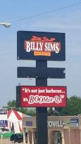 Billy Sims Barbeque