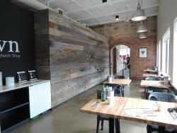 Homegrown Sustainable Sandwich Shop