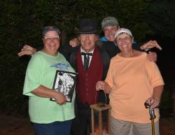 Haunting Tales Lexington's Ghost Tour