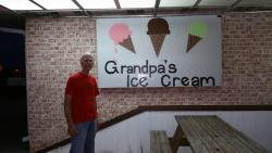 Grandpa's Homemade Icecream