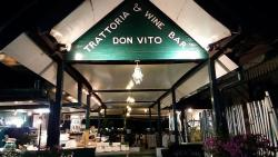 Donvito Trattoria And Winebar