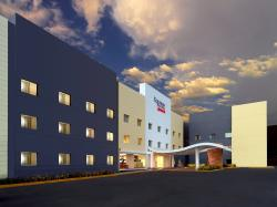 Fairfield Inn & Suites Saltillo By Marriott