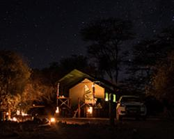 Spitzkoppe Mountain Tented Camp