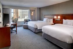 Courtyard by Marriott Detroit Downtown