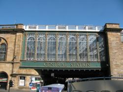Glasgow Central Station