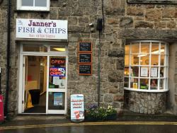 Janner's Fish & Chip Shop