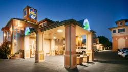 Best Western Plus Northwoods Inn Crescent City
