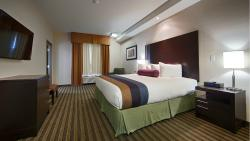 BEST WESTERN PLUS Sherwood Park Inn & Suites